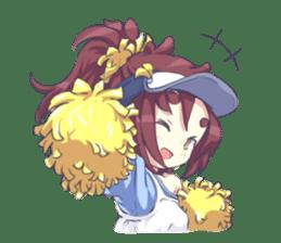 Matsuri Chan @ Kawaii Girl sticker #3968299