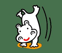 Kaba Hippo Boy sticker #3968601