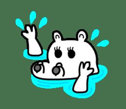 Kaba Hippo Boy sticker #3968608