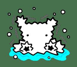 Kaba Hippo Boy sticker #3968613