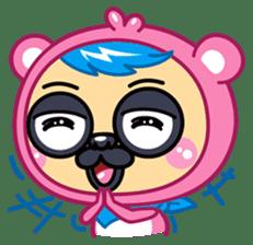 Beebo1 sticker #3975887