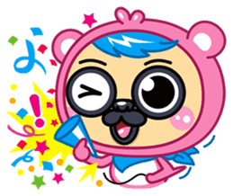 Beebo1 sticker #3975890