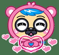 Beebo1 sticker #3975891