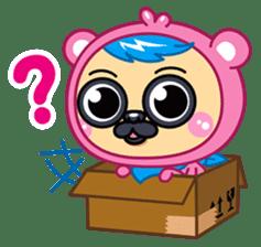 Beebo1 sticker #3975895