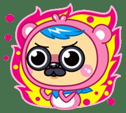 Beebo1 sticker #3975896