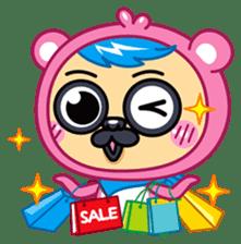 Beebo1 sticker #3975901