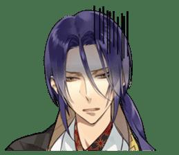 The Men of yoshiwara (English language) sticker #3984026