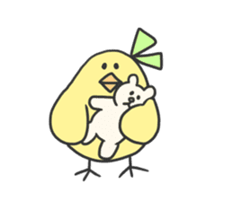 Chick Stickers sticker #3999967