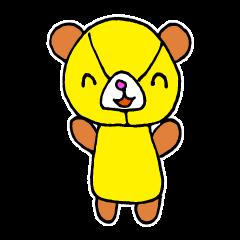 SANKAKU BEAR