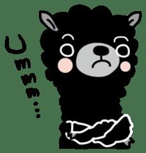 Three alpacas sticker sticker #4009742