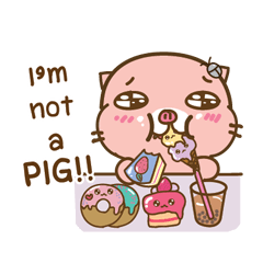 I'm not a PIG:Fat and Delicious [EN]
