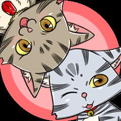 Nunee and Idun Meow