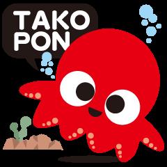 Child Octopus TAKOPON