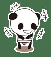 PANDA MAME is Animal of Light bulb. sticker #4034657