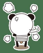 PANDA MAME is Animal of Light bulb. sticker #4034661