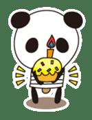 PANDA MAME is Animal of Light bulb. sticker #4034678