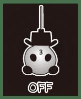 PANDA MAME is Animal of Light bulb. sticker #4034687