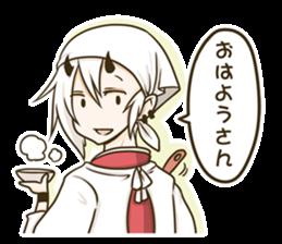 YOUKAIBIYORI sticker #4036873