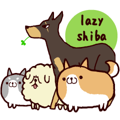 lazy shiba vol.2(English)