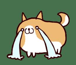 lazy shiba vol.2(English) sticker #4046384