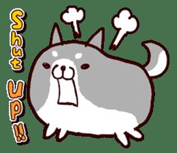 lazy shiba vol.2(English) sticker #4046416
