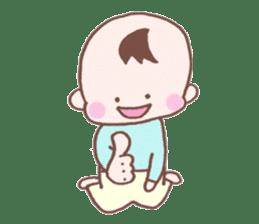 Kawaii Baby Sticker 3.0 sticker #4052464