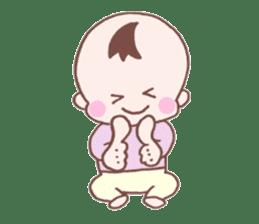 Kawaii Baby Sticker 3.0 sticker #4052465