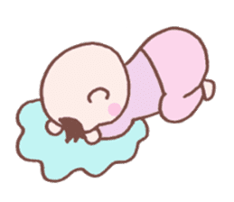 Kawaii Baby Sticker 3.0 sticker #4052468