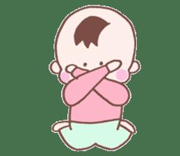 Kawaii Baby Sticker 3.0 sticker #4052470