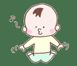 Kawaii Baby Sticker 3.0 sticker #4052471