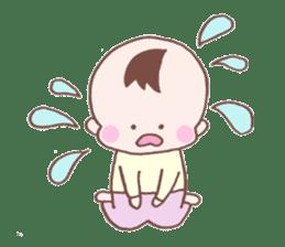 Kawaii Baby Sticker 3.0 sticker #4052473