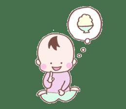 Kawaii Baby Sticker 3.0 sticker #4052474