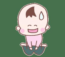 Kawaii Baby Sticker 3.0 sticker #4052477