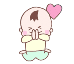Kawaii Baby Sticker 3.0 sticker #4052478