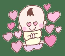 Kawaii Baby Sticker 3.0 sticker #4052479