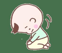 Kawaii Baby Sticker 3.0 sticker #4052485