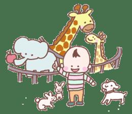 Kawaii Baby Sticker 3.0 sticker #4052491
