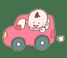 Kawaii Baby Sticker 3.0 sticker #4052497