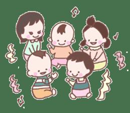 Kawaii Baby Sticker 3.0 sticker #4052499