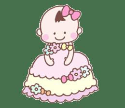 Kawaii Baby Sticker 3.0 sticker #4052500