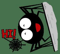 Khanom the Spider sticker #4058137