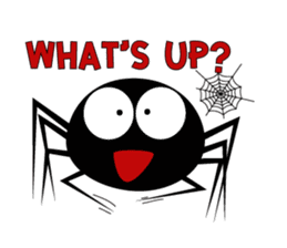 Khanom the Spider sticker #4058138