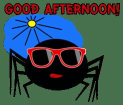 Khanom the Spider sticker #4058141