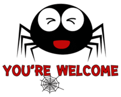 Khanom the Spider sticker #4058145