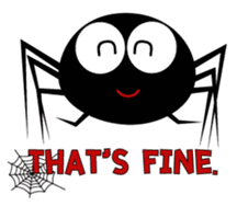 Khanom the Spider sticker #4058147