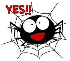Khanom the Spider sticker #4058148