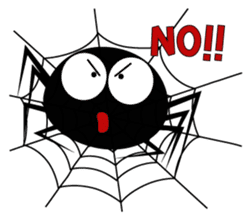Khanom the Spider sticker #4058149