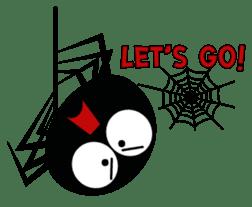 Khanom the Spider sticker #4058151