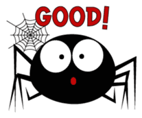 Khanom the Spider sticker #4058152