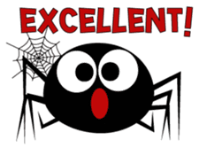 Khanom the Spider sticker #4058154